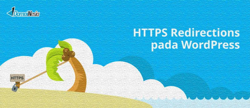 setting https redirections pada wordpress