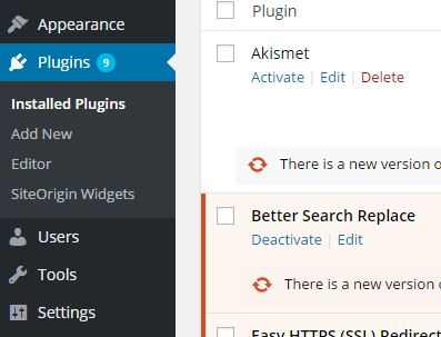 upload plugin manual di wordpress
